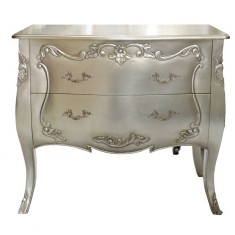 Bombay Chest Silver