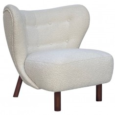 Betty Boucle Occasional Chair